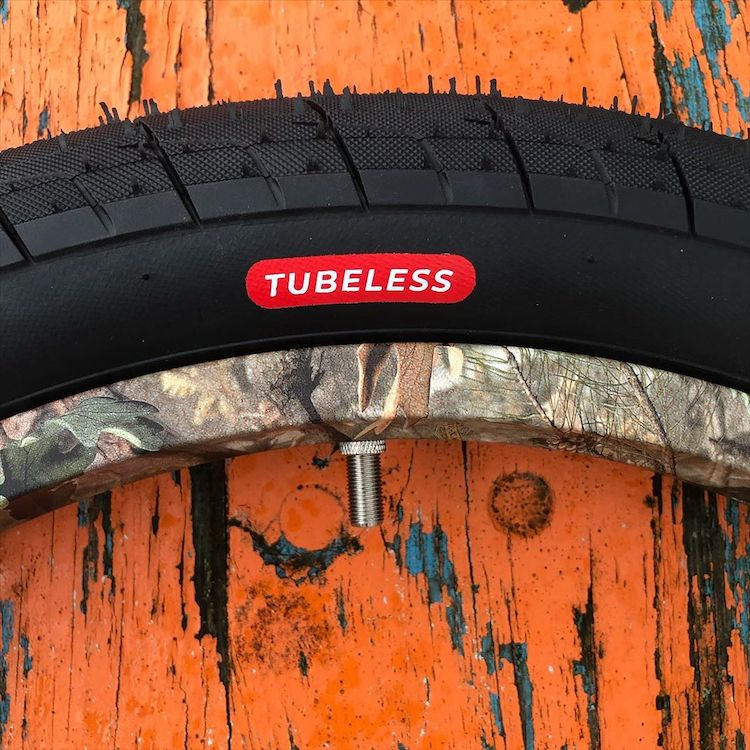Eclat BMX Tubeless Tire Sneak Peek