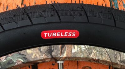 Eclat BMX Tubeless wheel