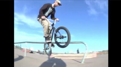 Endless Mag Cru BMX video