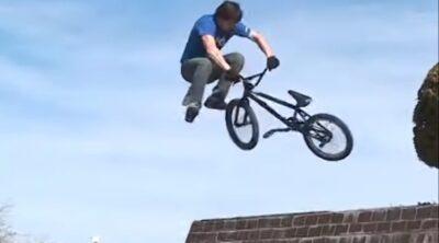 Fit Bike Co Van Homan Fit Life BMX video
