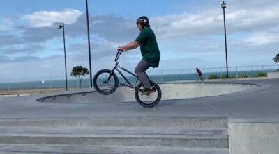 Forrest Holland New Zealand BMX video