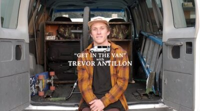 Get In The Van with Trevor Antillon Volume Bikes BMX