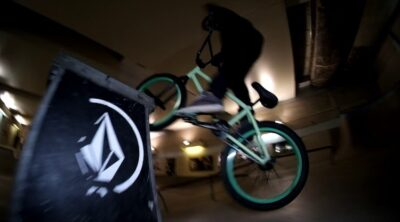 Jack Dumper Campus Pool Session BMX video