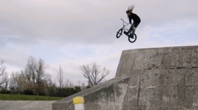 MarieJade Joris Coulomb No Future BMX video
