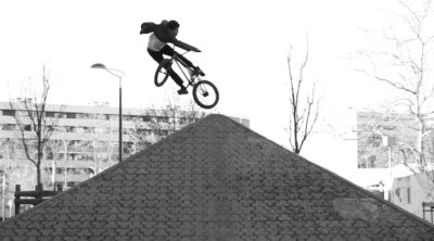 Killian Limousin Lost Clips BMX video