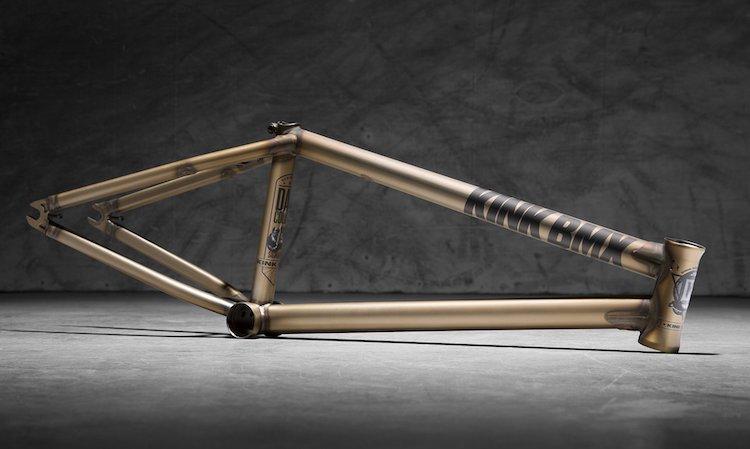 Kink BMX 2020 Contender Frame Brass Knuckle