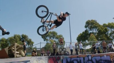 Made In Australia BMX Jam video