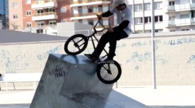 Merritt BMX Brandon Begin Barcelona video