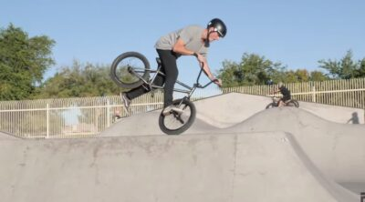Mongoose BMX Cam Peake Arizona