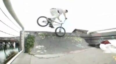Mosh SF Trip BMX video