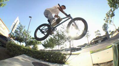 Odyssey BMX Jarren Barboza At Ease Video