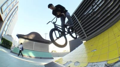 Odyssey BMX Jerome Odesa At Ease