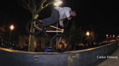 Plaza Nights BMX video
