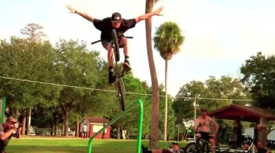 Profile Racing Neighborhoo Crawl Tampa Florida BMX video