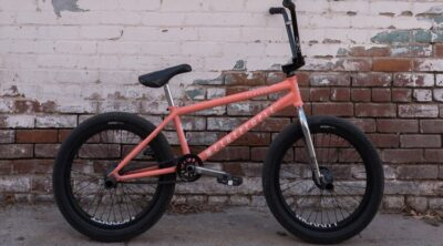 Wethepeople BMX Reagan Riley Bike Check Paradox Frame
