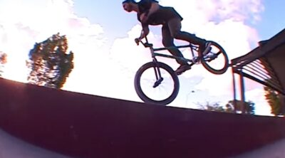 Ricky Catanzariti Playback BMX video