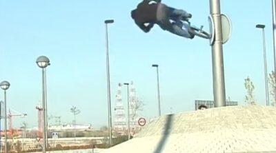 Ruben Alcantara Macneil BMX video 2004