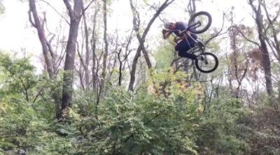S&M Bikes Clint Reyolds BMX video