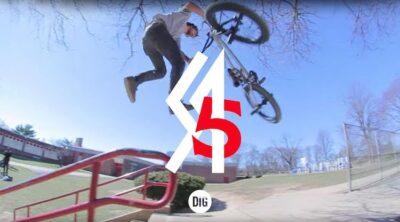 Stinkpit 5 BMX video