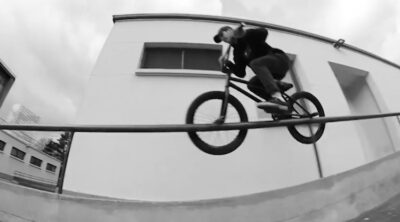 Suburbs Are Dangerous 8 BMX video