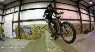 The Wheel Mill Winter Warmer February BMX video