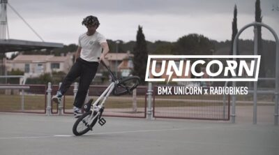Unicorn Raphael Chiquet BMX video