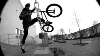 Wethepeople BMX Felix Prangenberg Pathfinder Promo BMX video