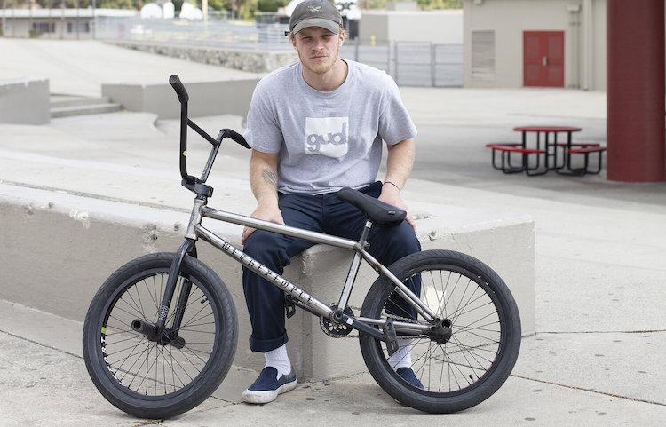 Wethepeople BMX John Yoh Bike Check