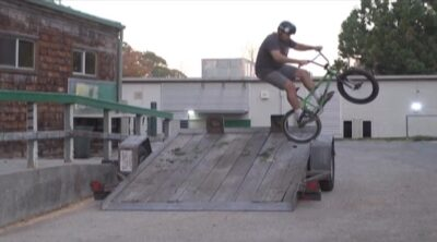 Andy Maguire Dads Junk Drawer BMX video