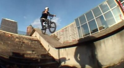 Anthony Perrin Lost BMX video clips