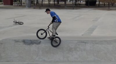Merritt BMX Austin Mazur BMX video 2020