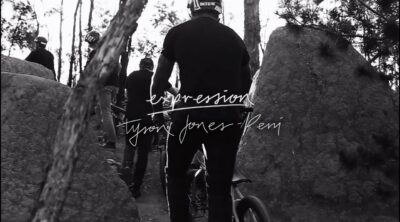 Back Bone BMX Tyson Jones Peni Expression BMX video