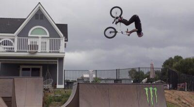 Backyard Jam Free Agent BMX