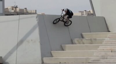 Bancal BMX Barcelona video