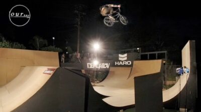 Behind the Scenes of Vans Homestead BMX video