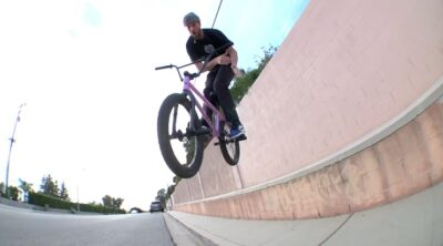 Billy Perry Jarren Barboza Volume Voyager V2 Frame Promo BMX video