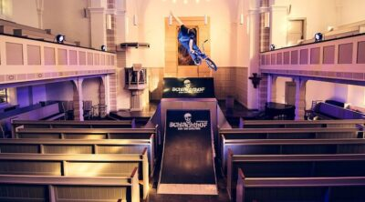 BMX In Church Vincent Unrath Video