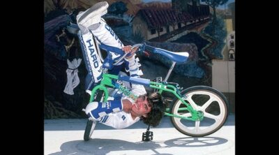 BMX Plus Freestyles Raddest Tricks 1985 video