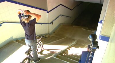 Boyd Hilder Federal Bikes B-SIdes BMX video
