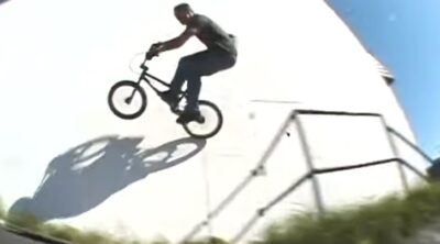 Brian Foster Fit Life BMX video