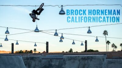 Brock Horneman Californication BMX video
