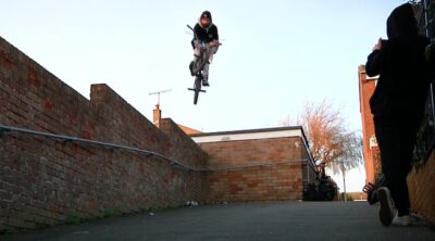 Charlie Fergusson Fuego BMX video