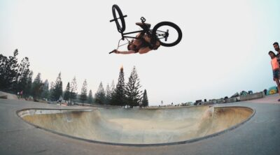 Chase Davidson An Australian BMX Video