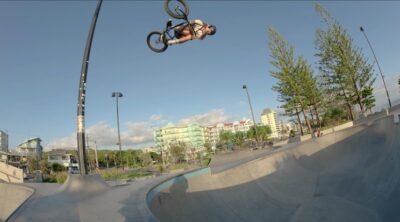 Cody Pollard Welcome to Terrible One BMX video
