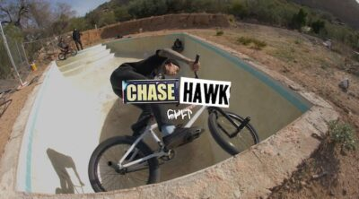 Cult Chase Hawk Knock 'Em Down Raw BMX video