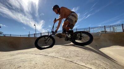 Cult BMX Russ Barone Puerto Rico BMX