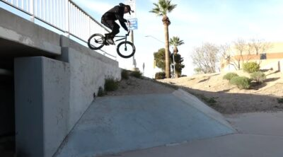 Cult BMX Chase DeHart Knock Em Down Raw BMX video