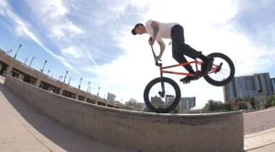 Cult Sean Ricany Knock Em Down BMX video