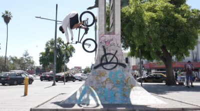 Animal Bikes Damian Cespedes BMX video