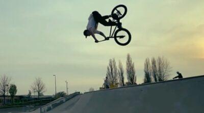 Dan Paley BMX video Instagram 2020